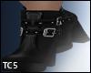 Claudite platform boots