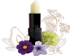 Lipstick & flowers