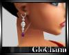 Glo* GemstoneSilverDrop