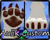 Custom| Machi Feet Paws