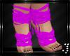 Feet Wraps -Berry-