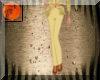 Yellow skinny pants