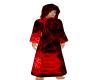 Vampire Hooded Robe