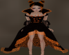 Kiddo Halloween Gown