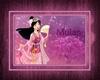 Mulan Rug