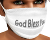 TF* Covid Mask God Bless