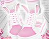d. bunny cute pink