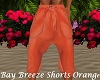 Bay Breeze Shorts Orange