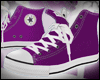 Purple Chuck Originals