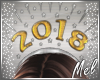 ♬~ 2018 Party Hat SGl2