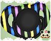 +Dots&Stripes Side Paci