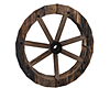 Sitting Wagon Wheel