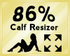 Calf Scaler 86%