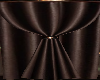 Brown Drapes