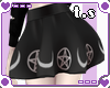 *ts* Pentagram Skirt