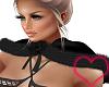Black Gale Fur Hood