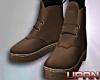 ウ Brown Boots
