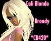 Cali Blonde Brandy