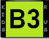 V~ B3 Stage Marker