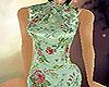 Chinese Silk Rose Cheong
