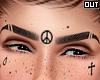 dark !Eyebrows