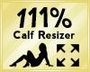 Calf Scaler 111%