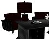 Seel's office desk