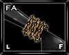 (FA)WristChainsOLFL Gold