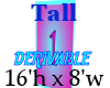 Derivable 16x8 Poster