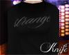♆ Strange Sweater 'F