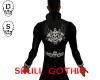 skull gothic jacket