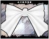 a. White bow