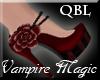 Vampire Magic Heels