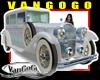 VG White Wedding Car 30