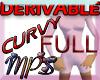 MP Curvy Full Body Suit