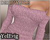 [Y] Sweater pink drv