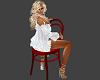 HOTT 8 Hot Pose Chair