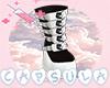 Monokuma Boots