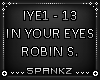 In Your Eyes - Robin S