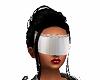 Aura  Mad Chrome Mask