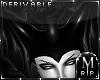 ᴍ | Derivable Bat Mask