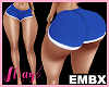 EMBXL Bimbo Short Sport