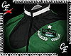 CE' Track Jacket Green