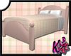 Pink Plaid Bed