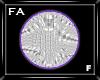 (FA)DiscoHeadV2F Purp2