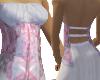 Angel pink/white dresse