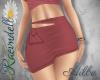 RVNeAilbe Skirt Salmon