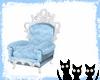 Blue Cuddle Throne
