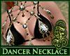 Dancer Necklace Diamond