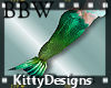 KD+ Ariana tail BBW